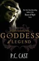Goddess of Legend av P. C. Cast (Heftet)