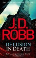 Delusion in Death av J. D. Robb (Heftet)