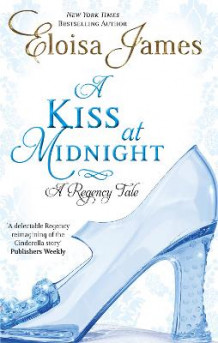 A Kiss at Midnight av Eloisa James (Heftet)