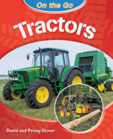 On the Go: Tractors av David Glover og Penny Glover (Heftet)