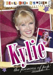 Real-life Stories: Kylie Minogue av Sarah Levete (Innbundet)