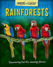 The Where on Earth? Book of: Rainforests av Susie Brooks (Heftet)