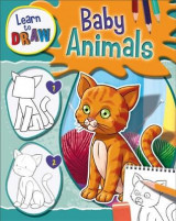 Omslag - Learn to Draw: Baby Animals