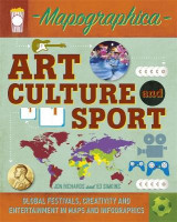 Omslag - Mapographica: Art, Culture and Sport