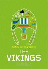 Omslag - History in Infographics: Vikings