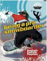 Omslag - Being a Pro Snowboarder