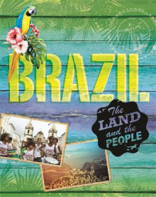 The Land and the People: Brazil av Susie Brooks (Heftet)