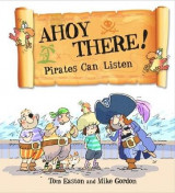 Omslag - Ahoy There! Pirates Can Listen