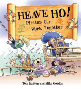 Omslag - Heave Ho! Pirates Can Work Together