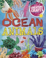Omslag - Creature Crafts: Ocean Animals