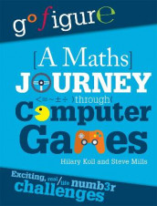 Go Figure: A Maths Journey Through Computer Games av Hilary Koll og Steve Mills (Innbundet)