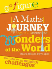 Go Figure: A Maths Journey Around the Wonders of the World av Hilary Koll og Steve Mills (Innbundet)