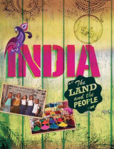Omslag - The Land and the People: India
