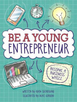 Omslag - Be A Young Entrepreneur