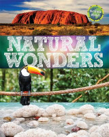Omslag - Worldwide Wonders: Natural Wonders