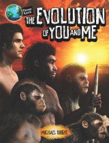 Omslag - Planet Earth: The Evolution of You and Me