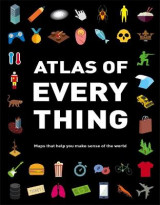Omslag - Atlas of Everything