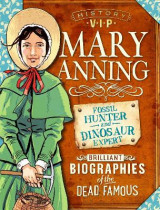 Omslag - Mary Anning