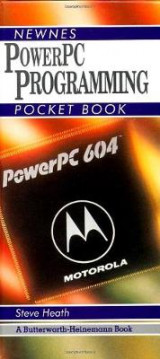 Omslag - Newnes Power PC Programming Pocket Book