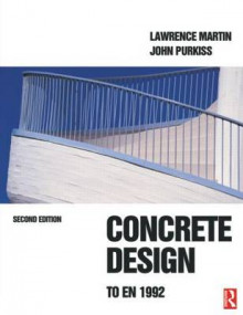 Concrete Design to EN 1992 av Lawrence Martin og John Purkiss (Heftet)