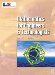 Mathematics for Engineers and Technologists av W. Bolton og Huw Fox (Heftet)