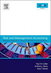 Risk and Management Accounting av Paul Collier (Heftet)