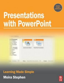 Presentations with Powerpoint av Moira Stephen (Heftet)