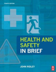 Health and Safety in Brief av John Ridley (Heftet)