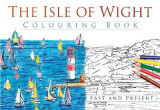 Omslag - The Isle of Wight Colouring Book: Past & Present