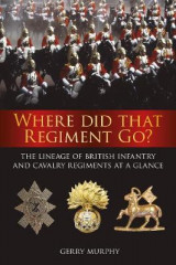 Omslag - Where Did That Regiment Go?