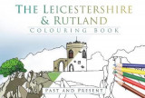 Omslag - The Leicestershire & Rutland Colouring Book