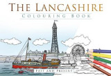 Omslag - The Lancashire Colouring Book: Past & Present