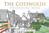 Omslag - The Cotswolds Colouring Book