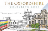 Omslag - The Oxfordshire Colouring Book