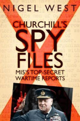 Omslag - Churchill's Spy Files