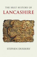Omslag - The Brief History of Lancashire