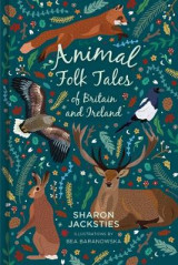 Omslag - Animal Folk Tales of Britain and Ireland