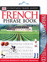 French Phrase Book and CD av DK (Heftet)