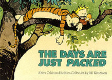 Days are just packed av Bill Watterson (Heftet)