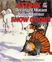 Attack of the deranged mutant killer monster snowgoons av Bill Watterson (Heftet)