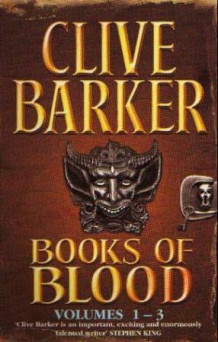 Books of blood av Clive Barker (Heftet)
