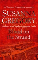 Blood on The Strand av Susanna Gregory (Heftet)
