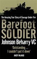Barefoot Soldier av Johnson Beharry og Nick Cook (Heftet)
