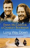 Long Way Down av Ewan McGregor og Charley Boorman (Heftet)