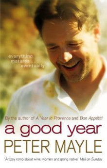 A good year av Peter Mayle (Heftet)