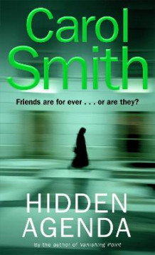 Hidden Agenda av Carol Smith (Heftet)