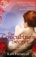 Omslag - The concubine's secret