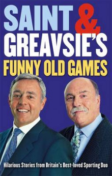 Saint and Greavsie's Funny Old Games av Ian St.John og Jimmy Greaves (Heftet)