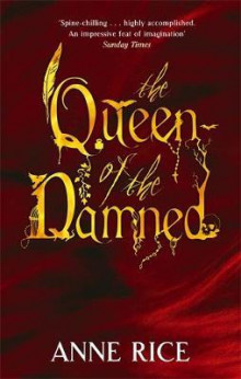 The queen of the damned av Anne Rice (Heftet)