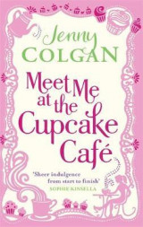 Omslag - Meet me at Cupcake cafe